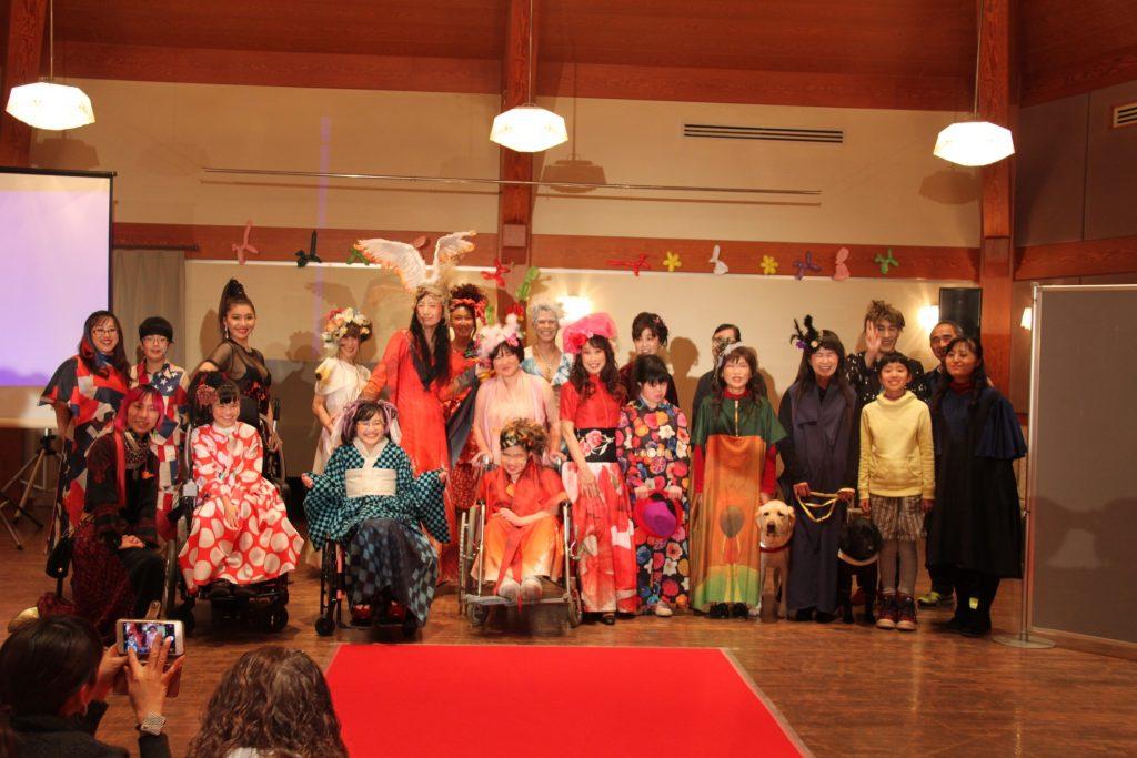 新潟 天寿園fashionshow